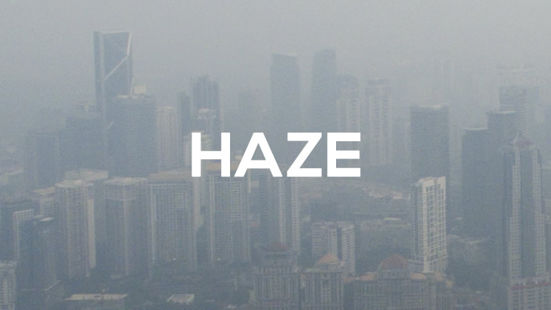 Haze #1