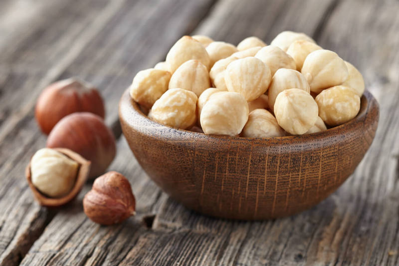 HD Quality Wallpaper | Collection: Food, 800x533 Hazelnut
