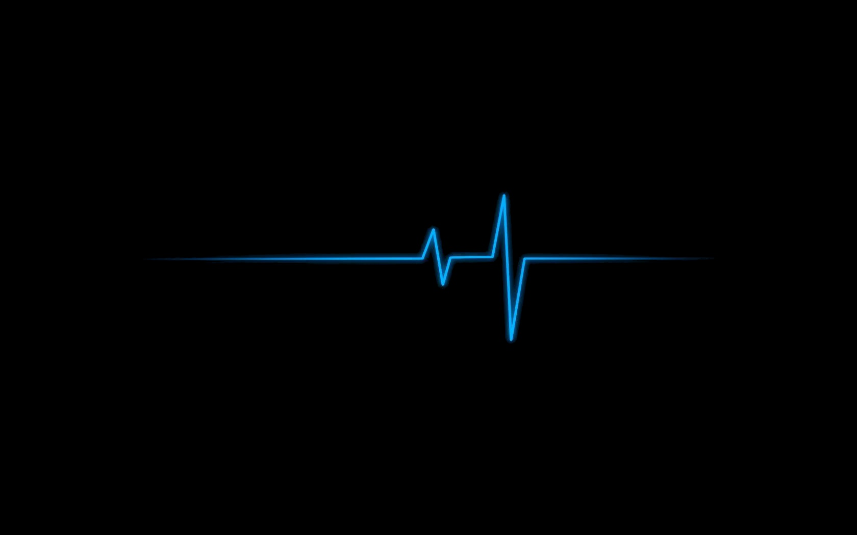 HD Quality Wallpaper   Collection: Abstract, 1680x1050 Heartbeat