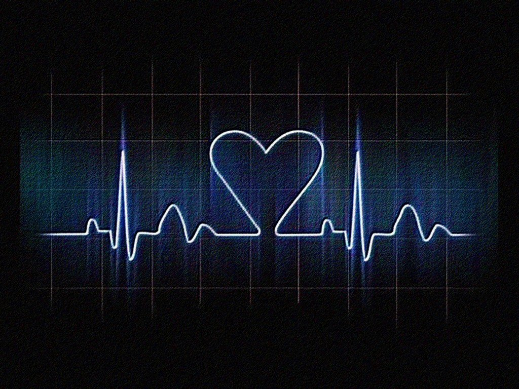 1024x768 > Heartbeat Wallpapers