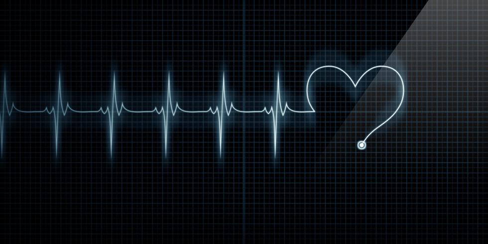 High Resolution Wallpaper   Heartbeat 980x490 px