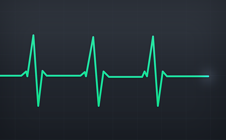 Heartbeat Backgrounds on Wallpapers Vista