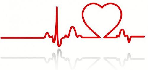 High Resolution Wallpaper   Heartbeat 500x237 px