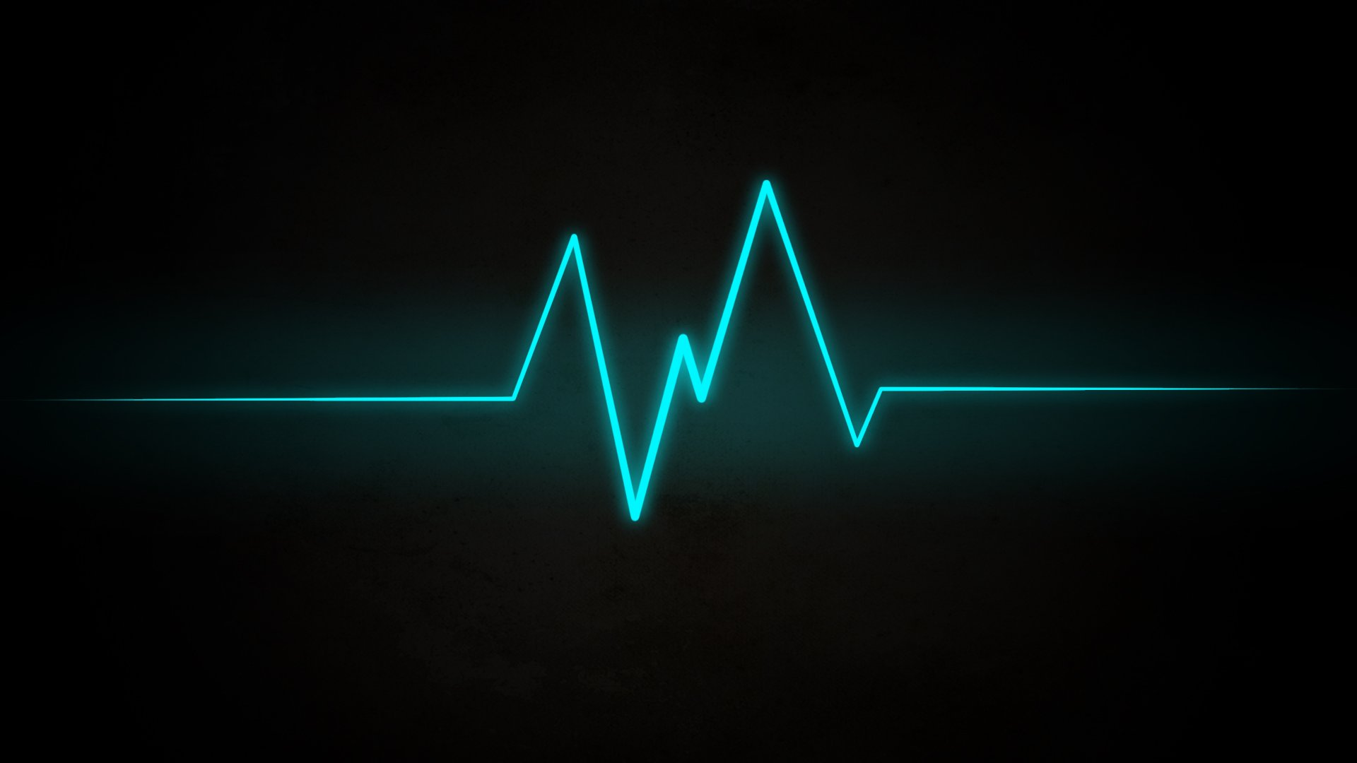 Nice Images Collection: Heartbeat Wave Desktop Wallpapers