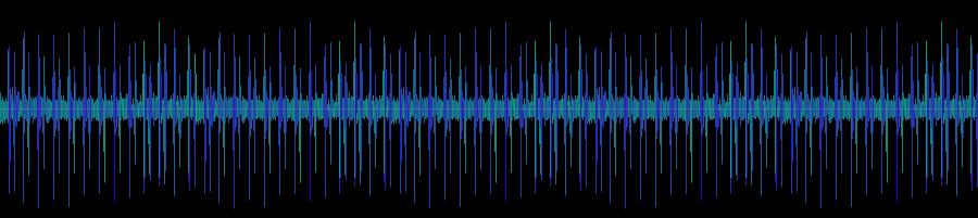 High Resolution Wallpaper | Heartbeat Wave 900x201 px