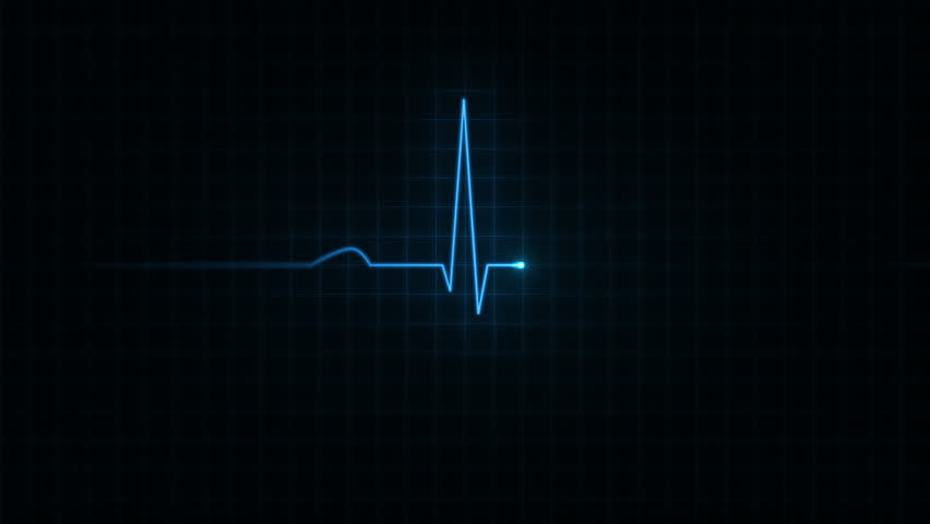 852x480 > Heartbeat Wave Wallpapers