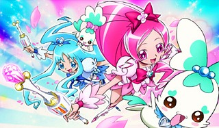 Amazing Heartcatch Precure! Pictures & Backgrounds