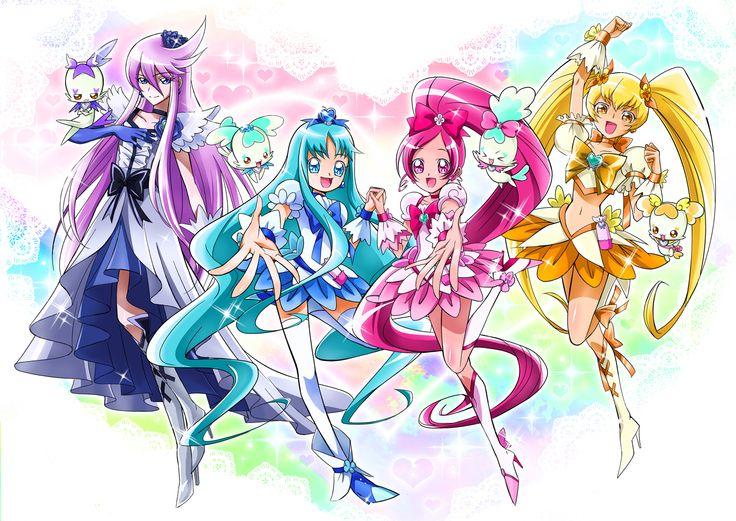 Heartcatch Precure! Pics, Anime Collection