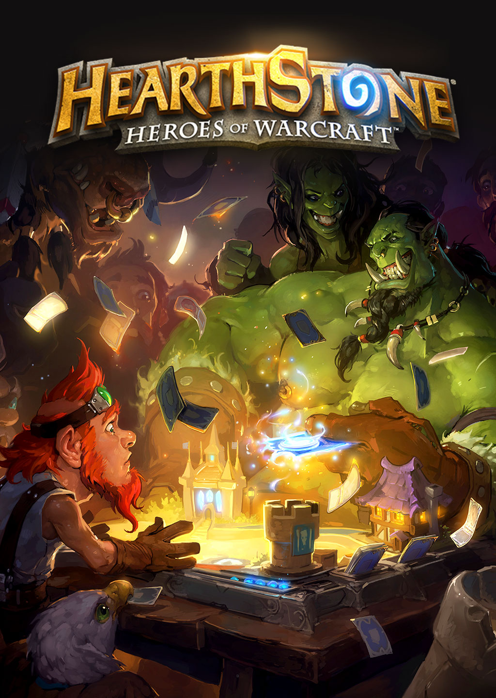High Resolution Wallpaper | Hearthstone: Heroes Of Warcraft 1024x1440 px