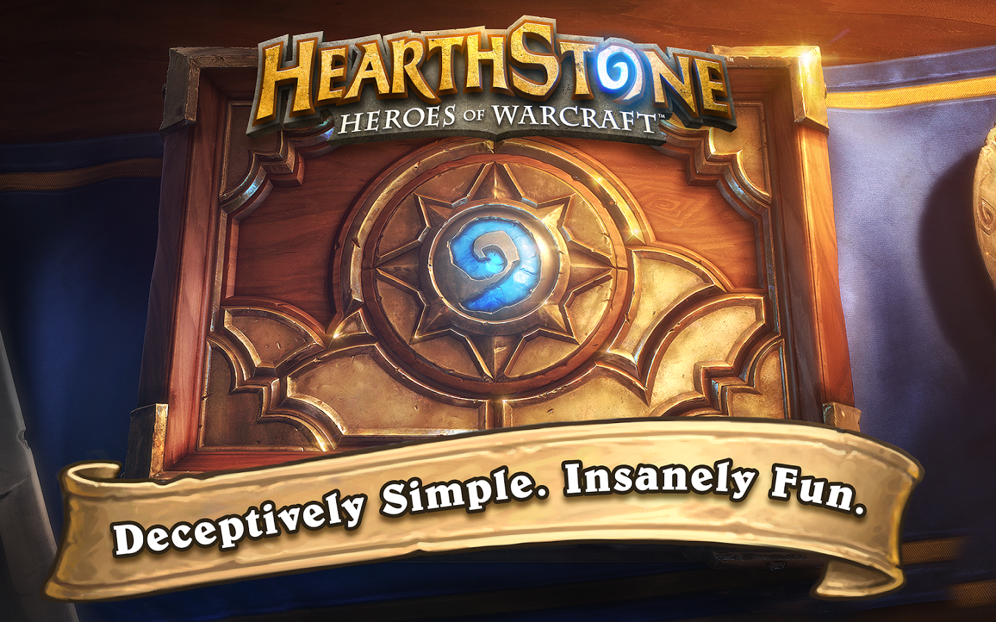 Hearthstone: Heroes Of Warcraft High Quality Background on Wallpapers Vista