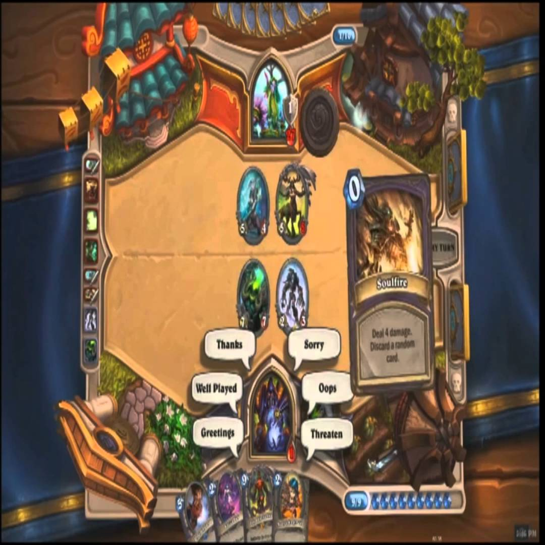 Hearthstone: Heroes Of Warcraft Pics, Video Game Collection