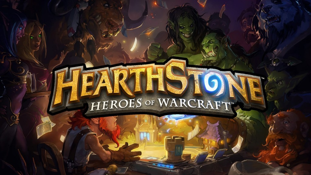 Nice Images Collection: Hearthstone: Heroes Of Warcraft Desktop Wallpapers