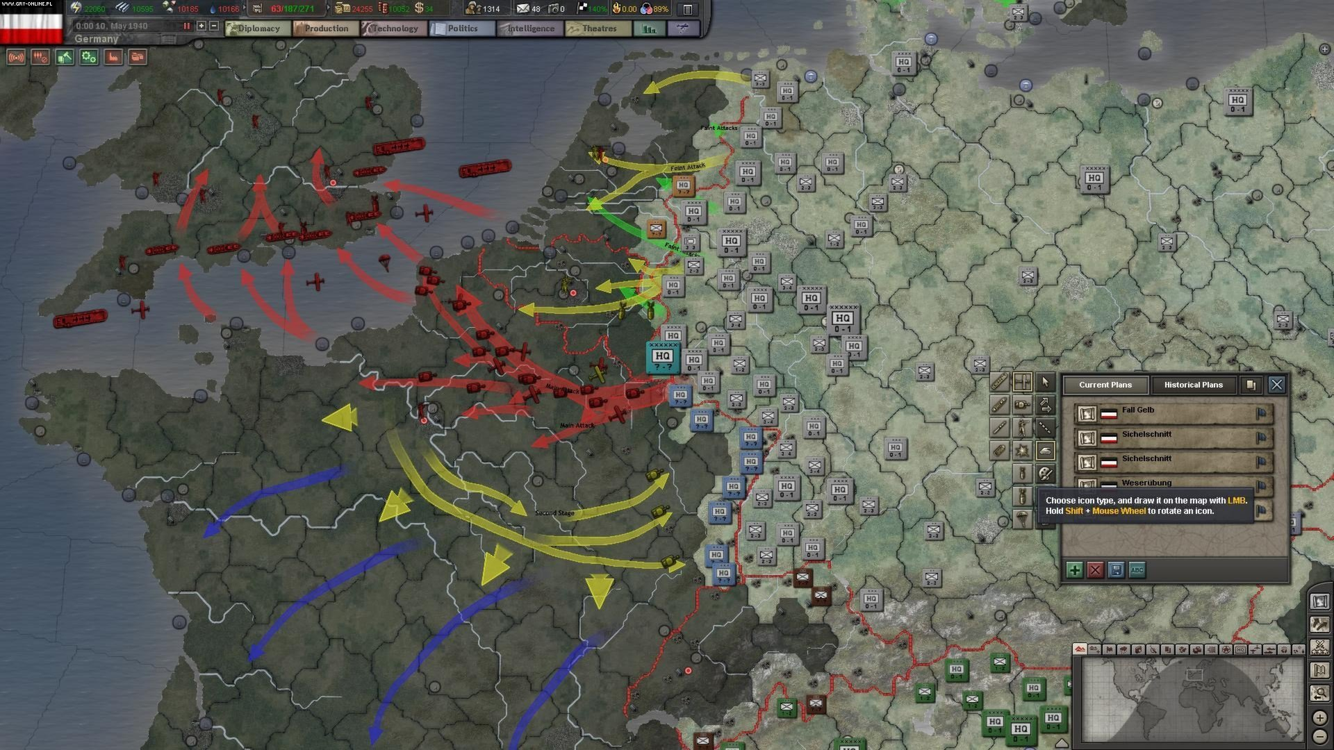 HQ Hearts Of Iron III Wallpapers | File 411.02Kb