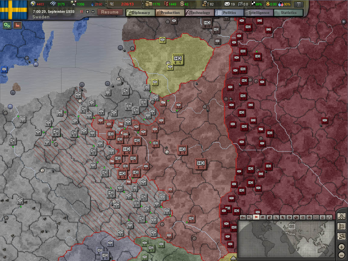 Hearts Of Iron III #14