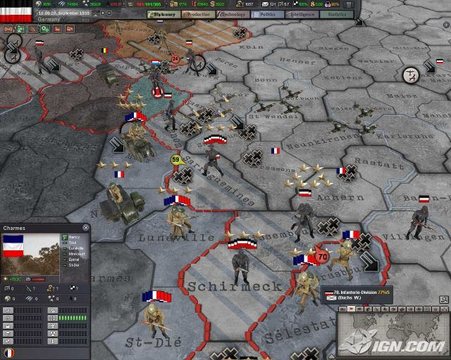 Hearts Of Iron III Backgrounds on Wallpapers Vista
