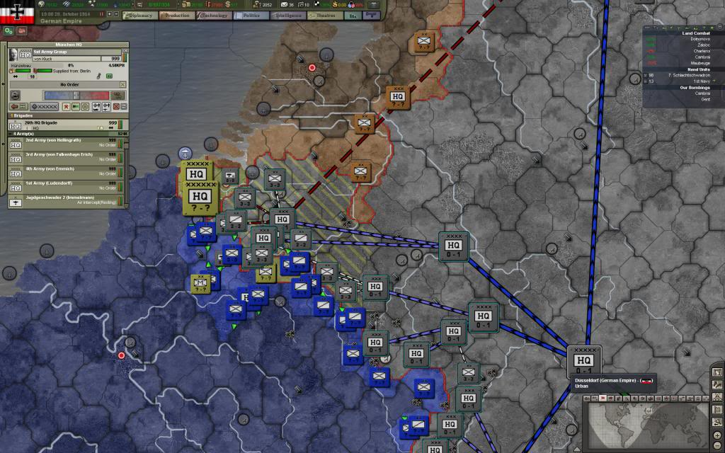 HD Quality Wallpaper | Collection: Video Game, 1024x640 Hearts Of Iron III