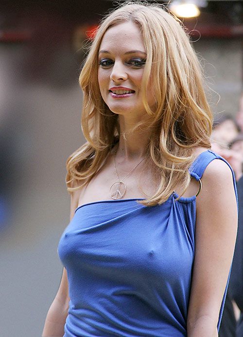 HD Quality Wallpaper | Collection: Celebrity, 500x694 Heather Graham