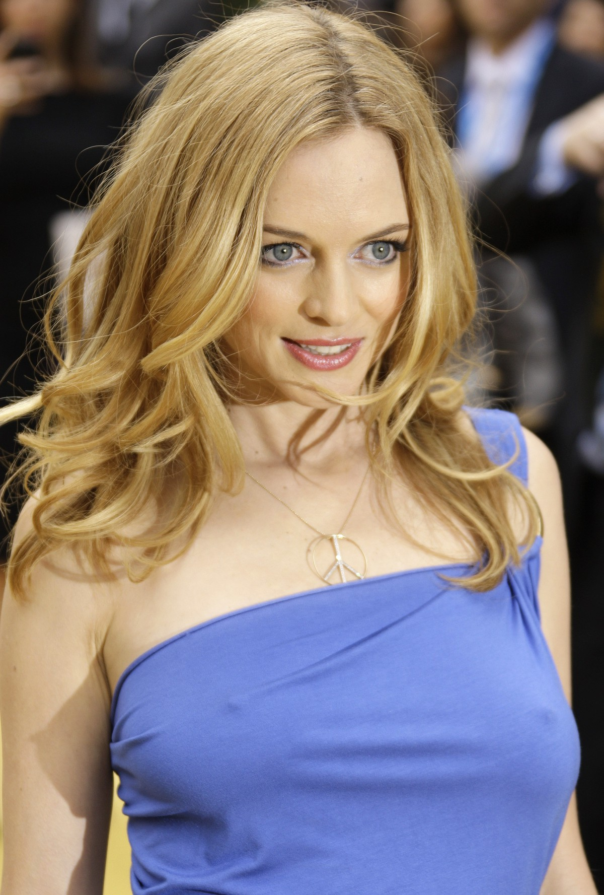 HD Quality Wallpaper | Collection: Celebrity, 1200x1777 Heather Graham