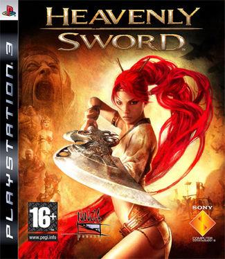 HQ Heavenly Sword Wallpapers | File 45.82Kb