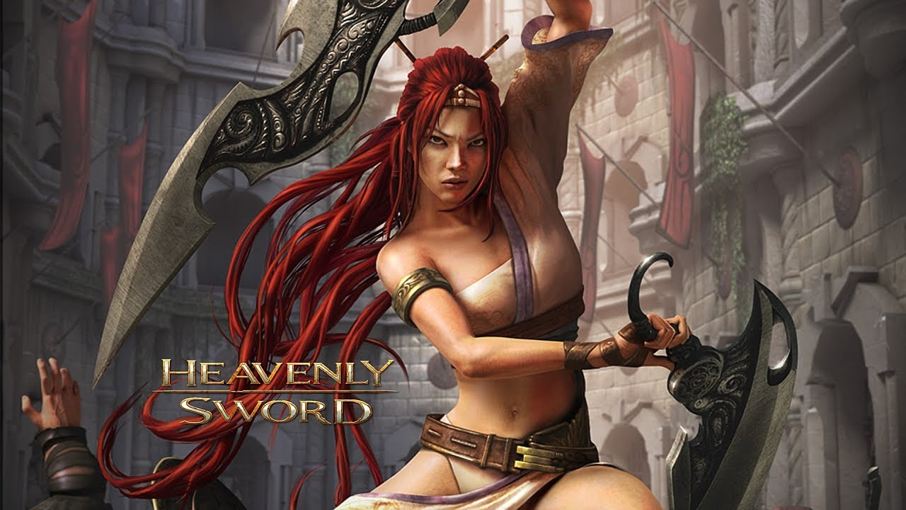 HD Quality Wallpaper | Collection: Video Game, 1280x720 Heavenly Sword