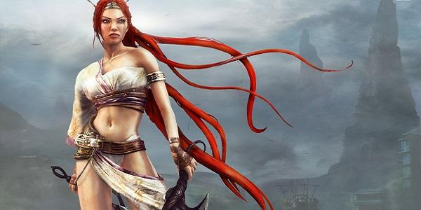 Amazing Heavenly Sword Pictures & Backgrounds