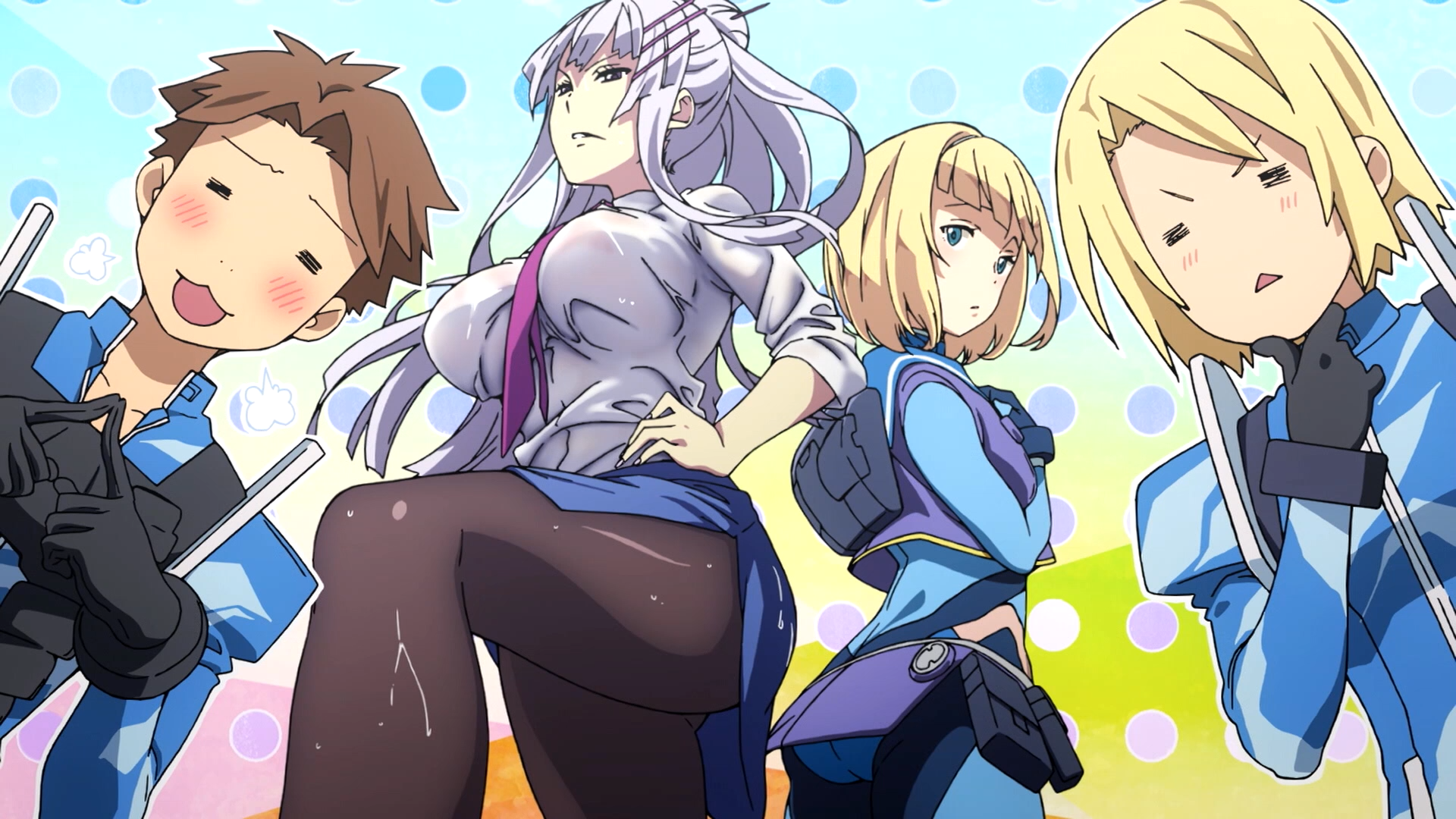 Heavy Object Pics, Anime Collection