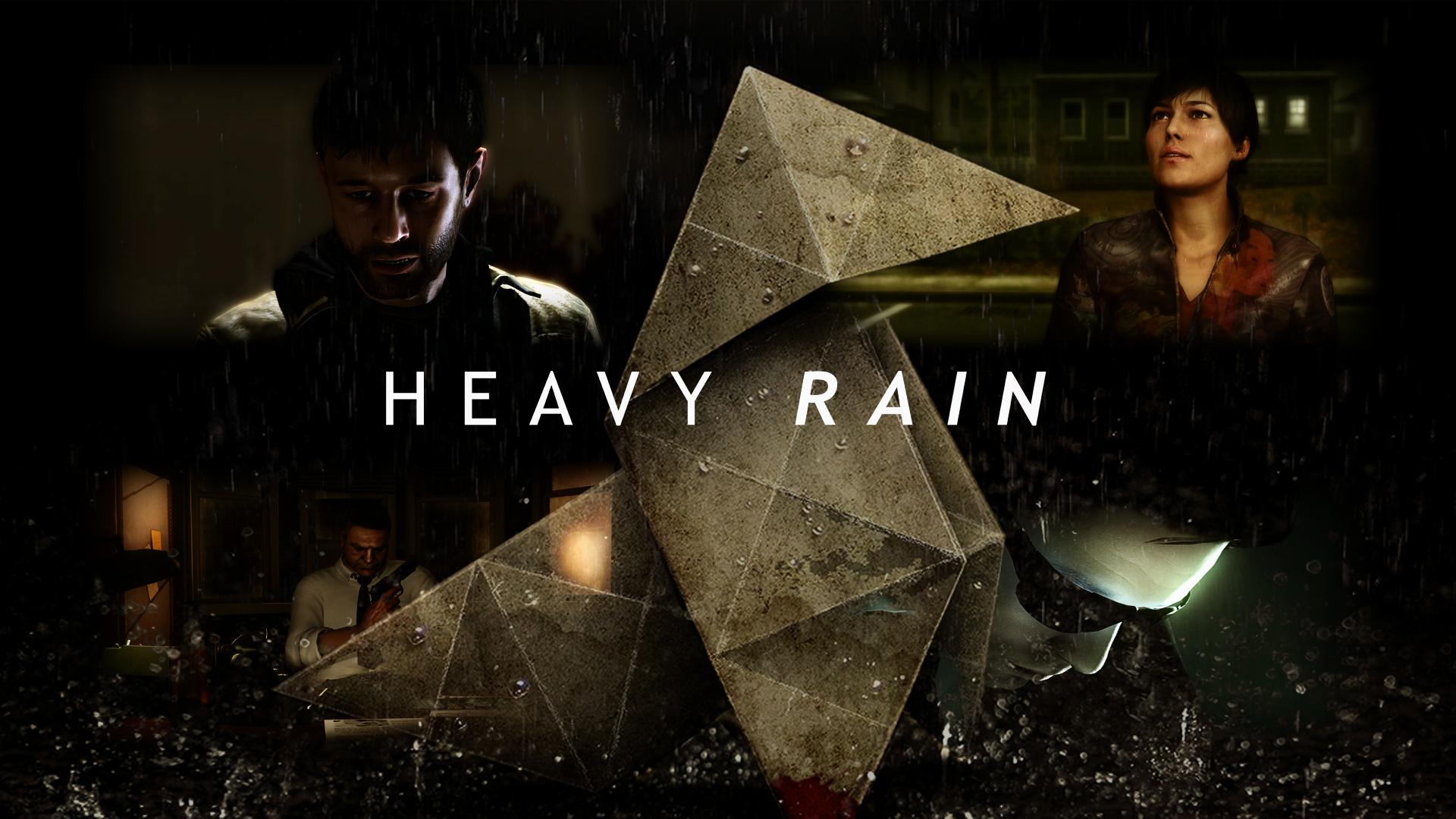 HQ Heavy Rain Wallpapers | File 2162.28Kb