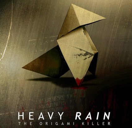HD Quality Wallpaper | Collection: Video Game, 425x415 Heavy Rain