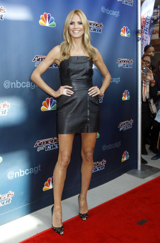 Amazing Heidi Klum Pictures & Backgrounds