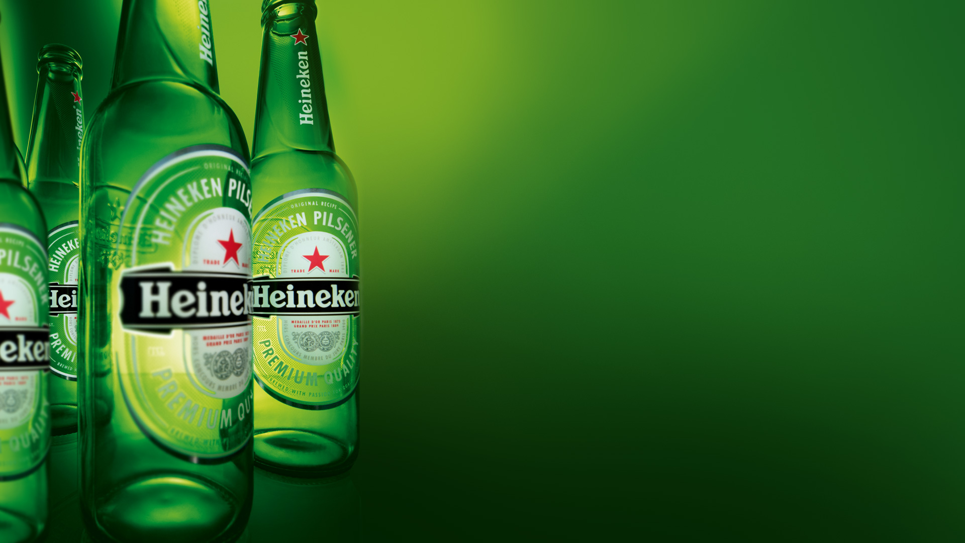 HD Quality Wallpaper | Collection: Products, 1920x1080 Heineken
