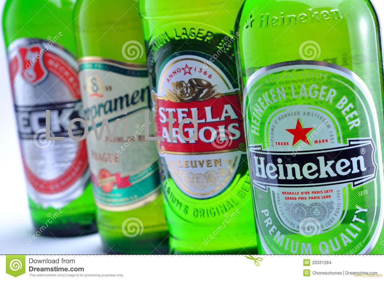 Heineken Lager Pics, Food Collection