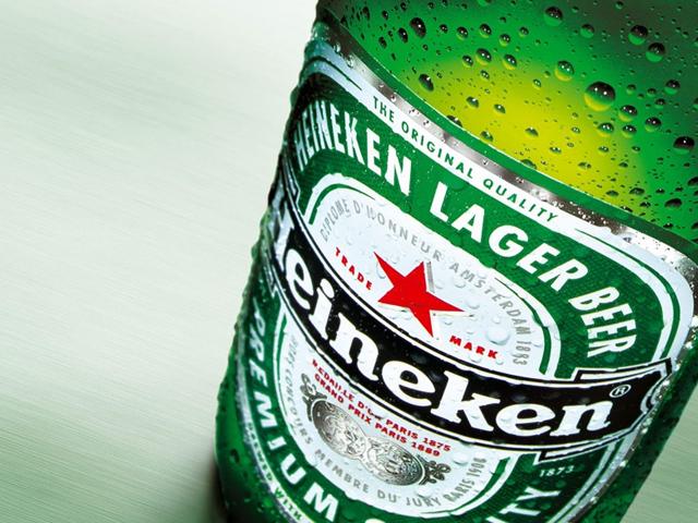 HD Quality Wallpaper   Collection: Food, 640x480 Heineken Lager