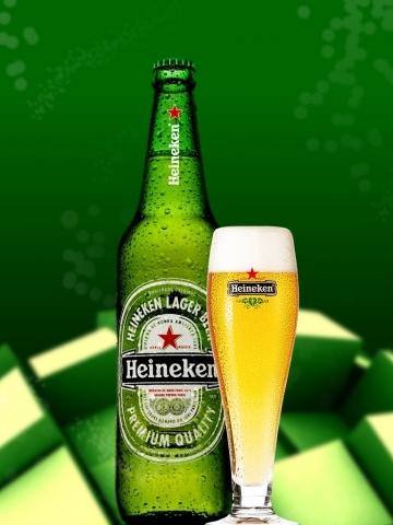 HQ Heineken Lager Wallpapers   File 111.54Kb