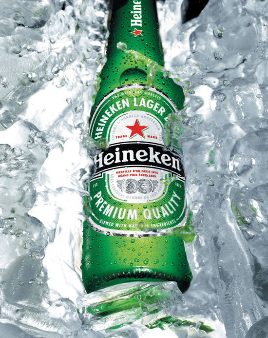 Heineken Pics, Products Collection