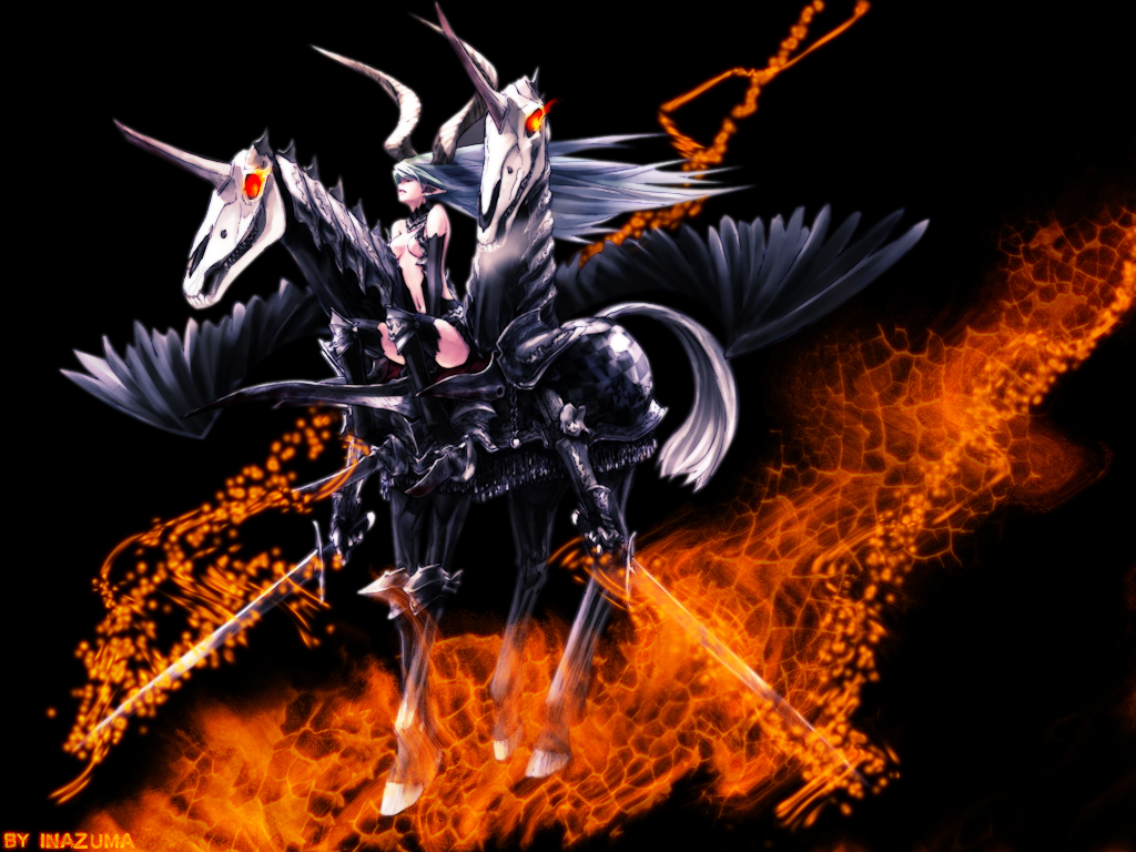 Hell Rider Pics, Video Game Collection