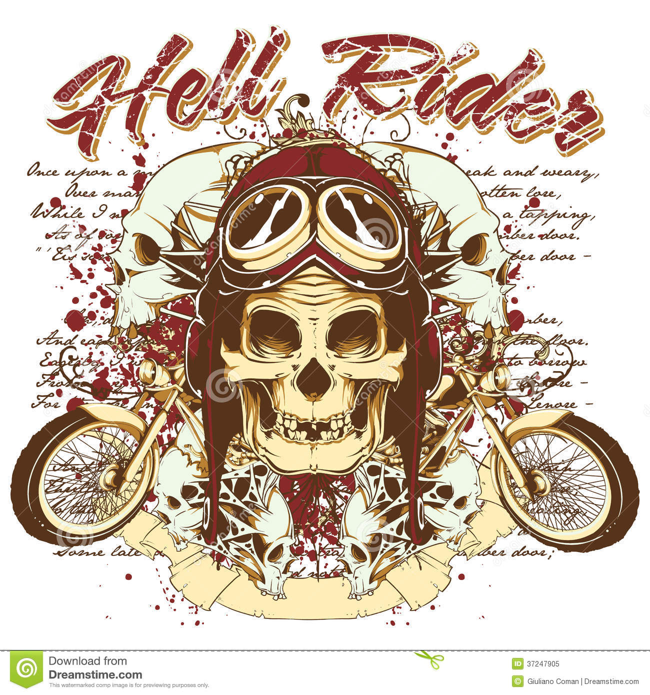 HQ Hell Rider Wallpapers | File 369.45Kb