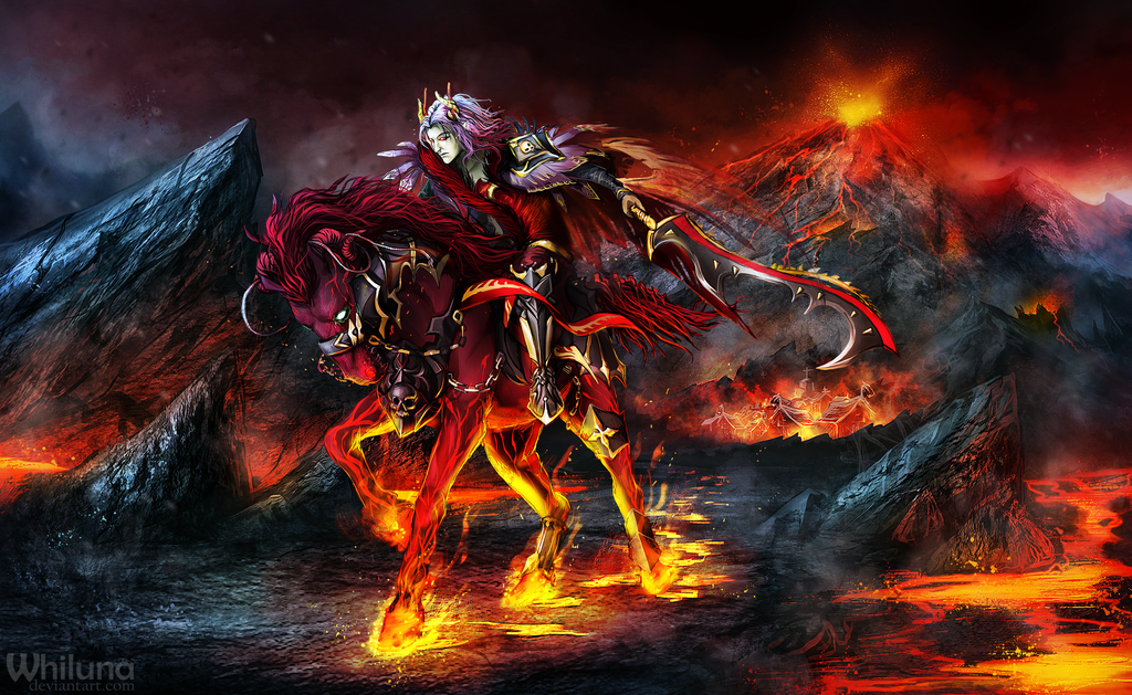 HQ Hell Rider Wallpapers | File 1176.38Kb
