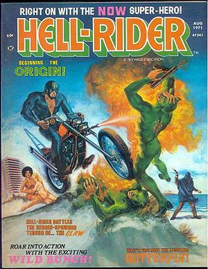 Hell Rider HD wallpapers, Desktop wallpaper - most viewed
