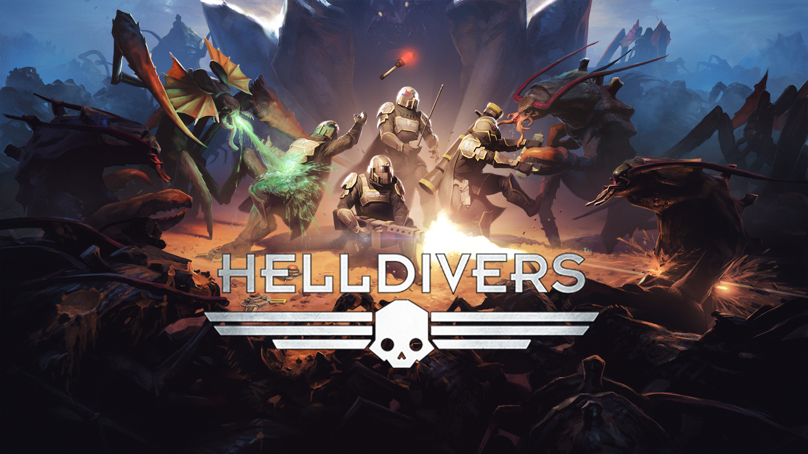 Helldivers High Quality Background on Wallpapers Vista