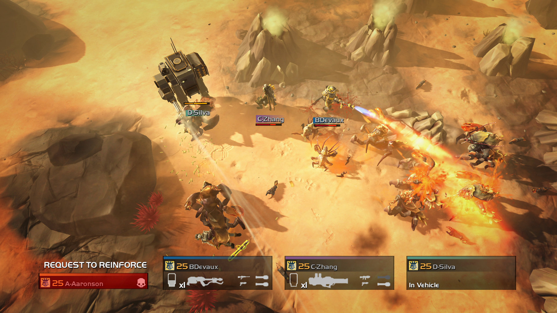 Amazing Helldivers Pictures & Backgrounds