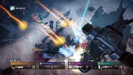 Helldivers Pics, Video Game Collection