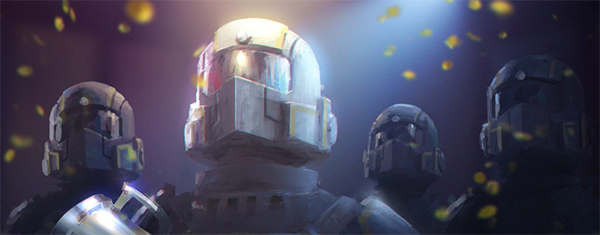 Nice wallpapers Helldivers 600x235px