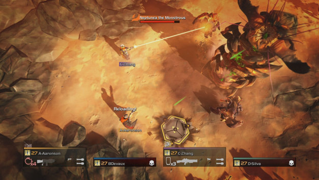 HQ Helldivers Wallpapers | File 63.56Kb