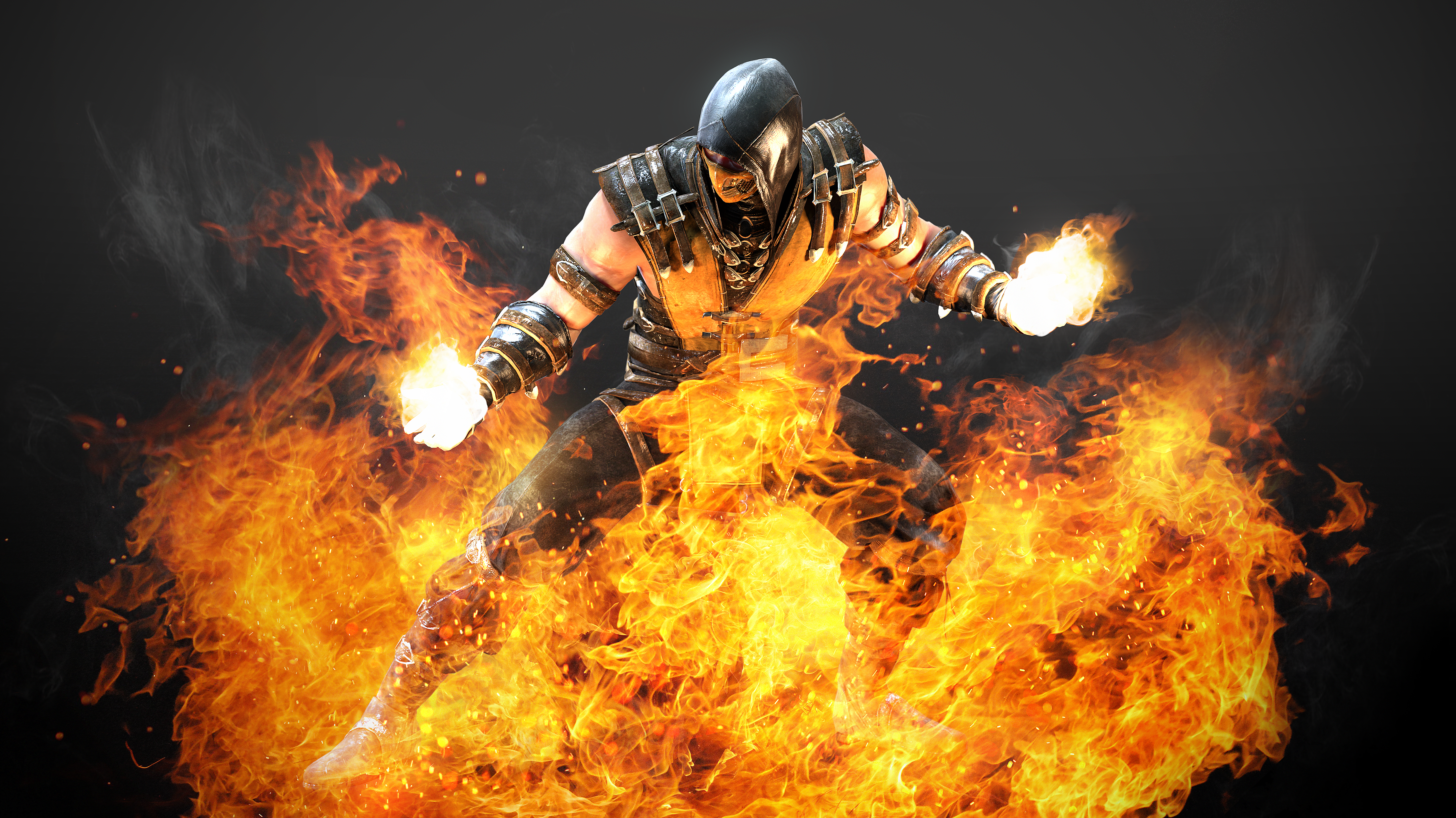 Nice Images Collection: Hellfire Desktop Wallpapers