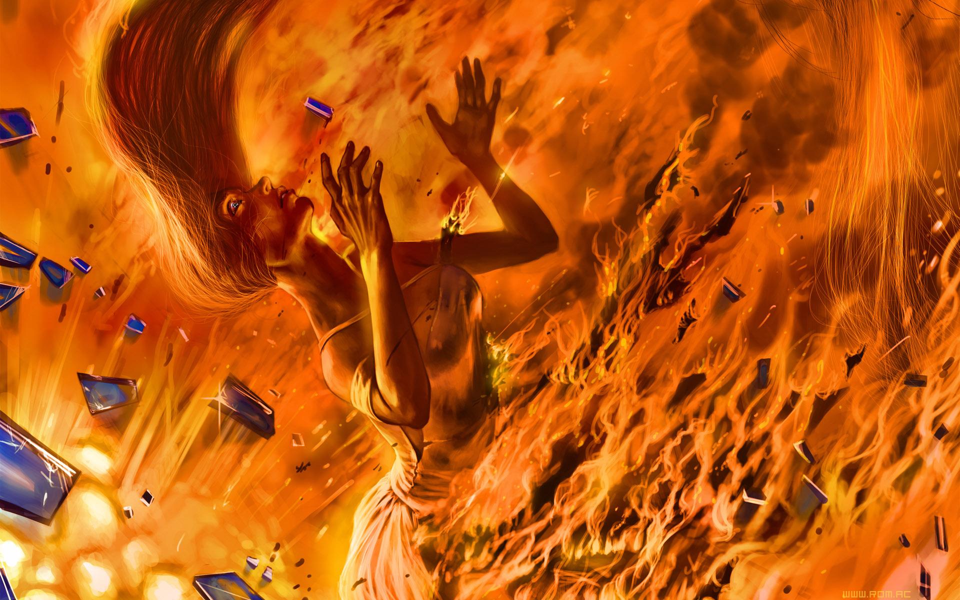 High Resolution Wallpaper   Hellfire 1920x1200 px