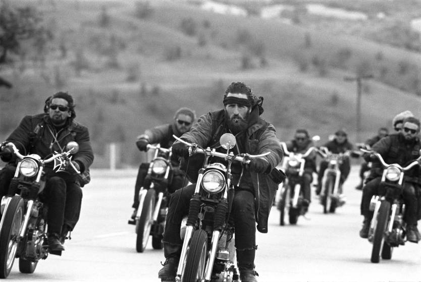 Nice wallpapers Hells Angels 834x559px