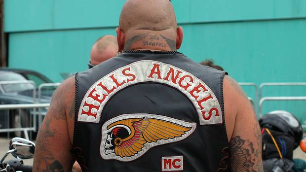 High Resolution Wallpaper | Hells Angels 620x349 px