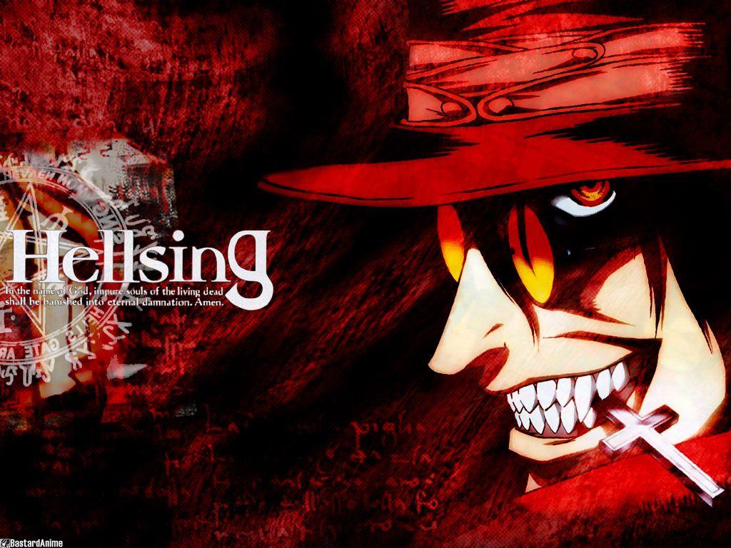 HQ Hellsing Wallpapers | File 144.14Kb
