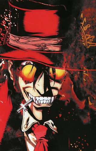 Amazing Hellsing Pictures & Backgrounds