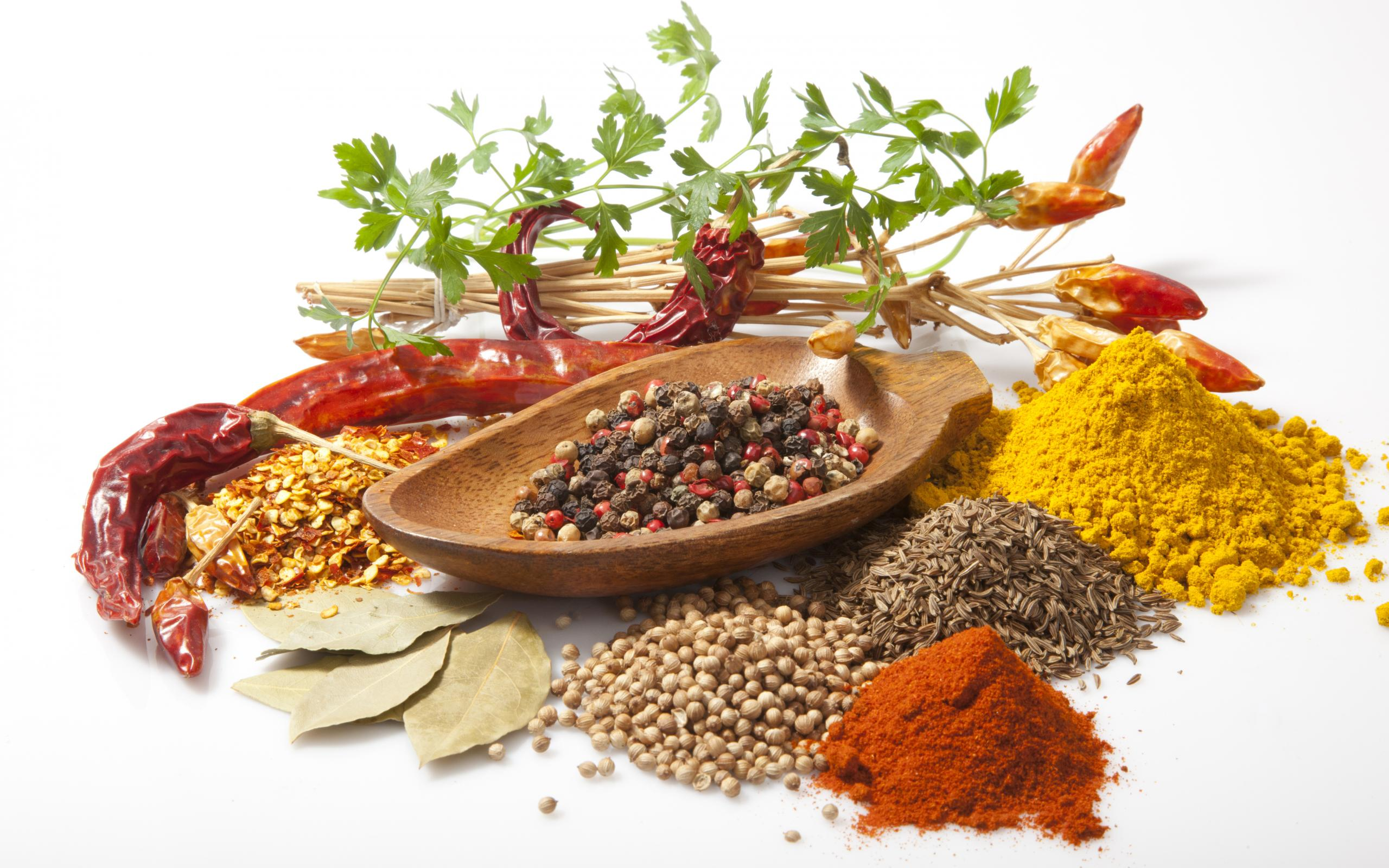 Nice wallpapers Herbs And Spices 2560x1600px